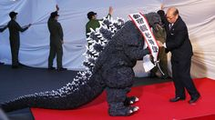 Godzilla, 61-Year-Old Monster Island Resident, Becomes Japanese Citizen