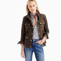 women's the downtown field jacket - women's outerwear