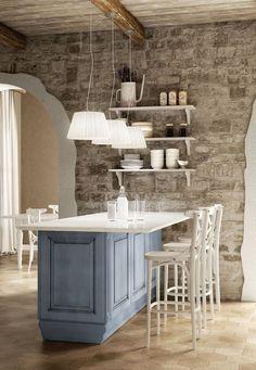48 best ideas de cocinas images on Pinterest | Modern kitchens ...
