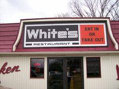 White's Chicken Little Jackson Michigan