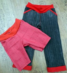 Hosen Upcycling / trousers