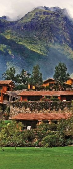 Belmond Hotel Rio Sagrado in Cusco, Peru Places Around The World, Oh The Places You'll Go, Places To Travel, Places To Visit, Around The Worlds, Machu Picchu, Hotel Rio, Beautiful World, Beautiful Places