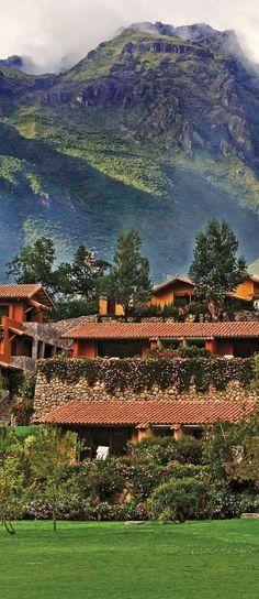 #Jetsetter Daily Moment of Zen: Hotel Rio Sagrado in Urubamba, #Peru