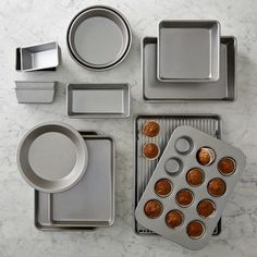 Williams-Sonoma Cleartouch 15-Piece Bakeware Set #williamssonoma
