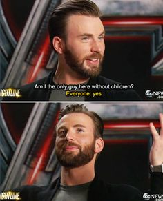 Interview in ABC NEWS Avengers Age Of Ultron