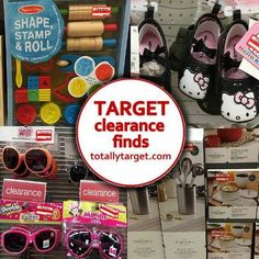 Check out the latest clearance finds at Target! Read more on Totally Target with coupon matchups.