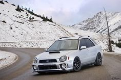 2002 subaru impreza wrx quarter mile time