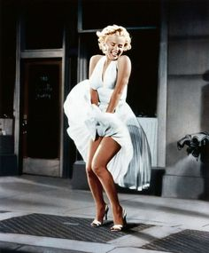 Top Ten Cinema's Most Treasured Images Part 2: #13. The Seven Year Itch (1955, U.S.A.)