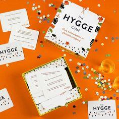 Rodinná společenská hra The Hygge Game