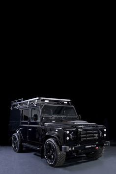 b9dd95c6ed Land Rover Defender 110 - Urban Truck Ultimate Edition Land Rover Defender  110