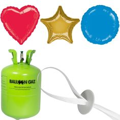 10x Folienballon Folie Luftballon Herz Herzballons Helium Party Ballon Dekor