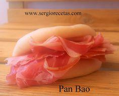 Como hacer Pan Bao sin morir en el intento Bao, Cantaloupe, Nom Nom, Icing, Fruit, Desserts, Oreos, How To Make, Bread Recipes