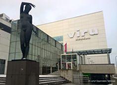 Viru Keskus Shopping Centre Shopping Center, Centre, Shopping Mall