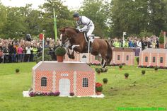 William Fox-Pitt - Chilli Morning - GBR - JEM Normandie 2014