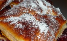 Retete Culinare - Branzoaice pufoase French Toast, Good Food, Cooking Recipes, Sweets, Bread, Breakfast, Desserts, Pastries, Life
