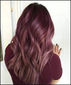 10 großartige Haarfarben für 2018 | Einfache Frisuren