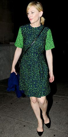 Cate Blanchett - Look of the Day - InStyle