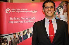 Lemelson-MIT Program awards Jerome Lemelson Fellowship to MechE MEngM student Alfonso (AJ) Perez