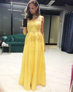 Купить Платье сарафан - желтый, серый, платье, платье летнее, Платье нарядное, короткое платье