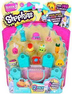 shopkins season 3 12 pack characters may vary shopkins season 1 - Top Toys 2015 Christmas