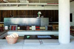Chic Restaurant Interior Design by Sandra Tarruella Studio