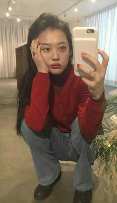 Choi Jin-ri (Sulli) + Former member of F(x)