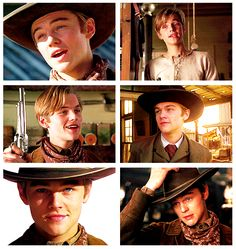 ❦ Leonardo DiCaprio in 'The Quick and the Dead' - 1995