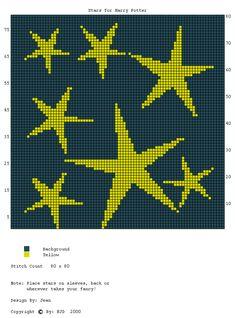 Pattern Star ❥ 4U // hf http://www.pinterest.com/hilariafina/