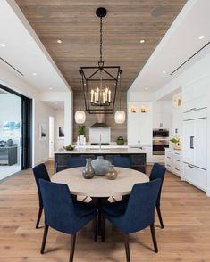 Home Interior Styles .Home Interior Styles Estilo Interior, Home Interior, Interior Plants, Dinner Room, Dinner Menu, Custom Furniture, Interiores Design, Home Fashion, Home Kitchens