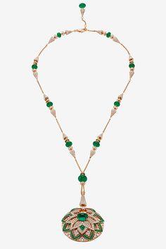 Драгоценнее некуда: новая коллекция высокого ювелирного искусства Bvlgari | Украшения | VOGUE