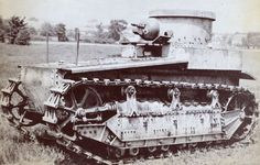 T1 Cunningham. Kind of like 'the alleged car' trope in tank form