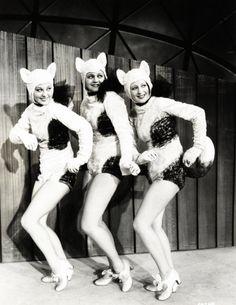 Cat dancers [1933]
