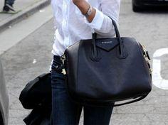 Givenchy. Great classic handbag...