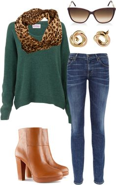 """Fall"" by dyanna85 on Polyvore"