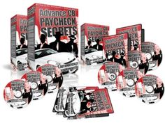 Advance CB Paycheck Secrets - Sale Price: $6.95  Advanced Techniques Reveal Fool-Proof Results To Get Insane Google Ranking and Solid Online Traffic... And Beef Up Your ClickBank Checks On Steroids