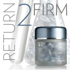Now you can enhance the way your skin ages and embrace the look of youth with ageLOC® Tru Face® Essence Ultra. Nu Skin, Fat Burning Tea, Dark Spots On Skin, Younger Skin, Skin Firming, Anti Aging Skin Care, Flat Belly, Beauty Care, Health And Beauty