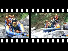 BATU ADVENTURE: Outbound Malang ZLD COBAN RAIS Rafting 1
