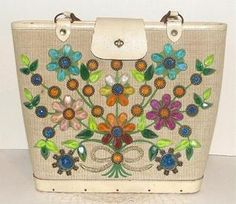 Enid Collins ~ Jewel Bokay bag