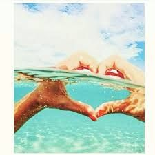 Find images and videos about summer, beach and heart on We Heart It - the app to get lost in what you love. Summer Dream, Summer Sun, Summer Vibes, Summer Paradise, Enjoy Summer, Site Bleu, Poses Photo, Summer Feeling, Summer Beauty
