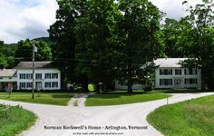 Mountain States, Green Mountain, Norman Rockwell, Vacation Spots, Day Trips, Vermont, Wordpress, Mansions, Usa