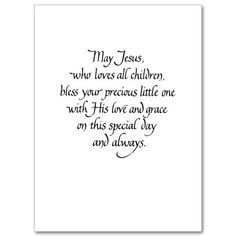 One of our best the most bible quotes for christening cards image result for baby christening thecheapjerseys Choice Image