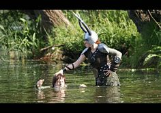 HICCUP: Hey, remember that time we went swimming and, (uneasily) you tried to drown me? DAGUR: (laughs) good times