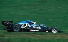 1976 GP Austrii (Zeltweg) Shadow DN5B - Ford (Jean Pierre Jarier)