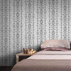Rococo rockroach by Tanja Kallio on Feathr.com  #patternsfromfinland #tanjakallio
