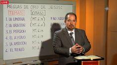 Las Reglas de Oro de Jesús (Parte 1) - Palabras de Vida COMPLETO