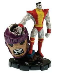 Colossus #012 Marvel Heroclix Mutations & Monsters