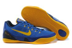 Discover the Men Nike Kobe 9 IX EM XDR Low Gym Blue University Gold Cheap  To Buy collection at Pumarihanna. Shop Men Nike Kobe 9 IX EM XDR Low Gym ... 88db91551c