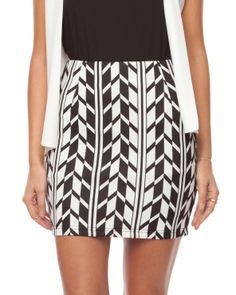 Cleva Multi Line Skirt by Forcast Online Iconic Australia, Line, Skirts, Fashion, Fishing Line, Fashion Styles, Fashion Illustrations, Skirt, Moda
