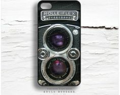 iPhone 5C Case Old Camera, iPhone 5s Case Photo Camera, iPhone 4 Case, iPhone 4s Case, Vintage iPhone Case, Old Camera iPhone Cover R19