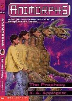 Animorphs book series